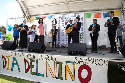 4-28-2018  ANNUAL DIA DEL NINOS at Saybrook Park