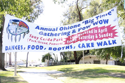 "25th ANNUAL OBLONE ""Big Time"" GATHERING & POW WOW"