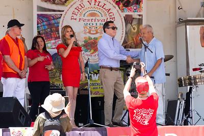 7-29-2018  A TASTE of PERU - The PERU VILLAGE FESTIVAL