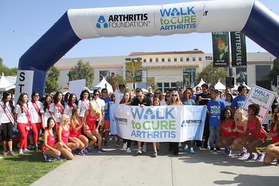 WALK to CURE ARTHRITIS - 5-31-2014