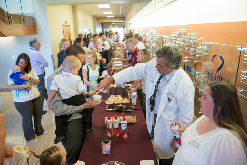COMP-Northwest President's Ice Cream Social