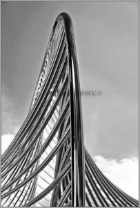 AWARD - ADVANCED - MONOCHROME DIGITAL - STEEL CURVES - ROBERT WINCH