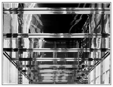 DIGITAL - MONOCHROME - MASTER - 1ST PLACE - GLASS CEILING - ROBERT WINCH