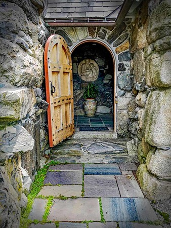 PRINT-COLOR-2ND. PLACE-PASSAGE TO THE SANCTUARY-KATHY GRIFFITH