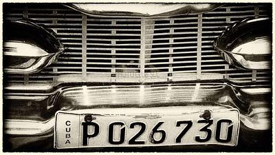 PRINTS-MONO-3RD. PLACE-ENJOYING CUBAN CLASSIC-BARBARA KLIMZCAK
