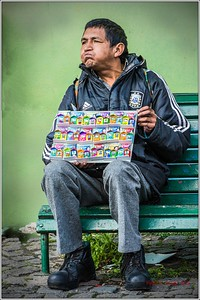 PRINT-COLOR-MASTER-GOLD-STREET VENDOR-ROBERT WINCH