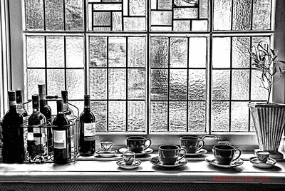 DIGITAL-MONO-MASTER-GOLD-WINDOW SILL BAR-STAN LIPSKI