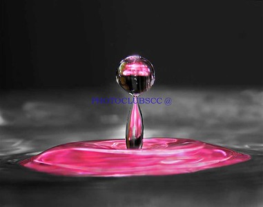 DIGITAL-COLOR-ADVANCED-GOLD-WATER DROP RED-MATT BATT