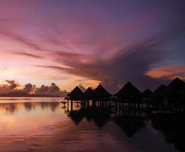 DIGITAL-COLOR-ADVANCED-GOLD-DAWN IN BORA BORA-KATHY VITALE