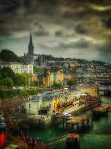 DIGITAL-COLOR-MASTER-SILVER-COBE-IRELAND HARBOUR-STAN LIPSKI
