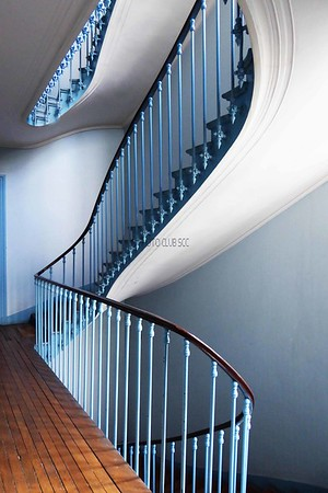 DIGITAL-COLOR-UNASSIGNED-SILVER-STAIRWAY TO PARIS-ELINOR LENNOX