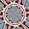 DIGITAL-CREATIVE-SILVER-THUNDERBIRD DREAM CATCHER-BOB MILLER