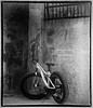 PRINT-MONO-INTERMEDIATE-SILVER-PRISON BREAK TRANSPORTATION-BARBARA KLIMZCAK