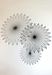 PRINT-CREATIVE-GOLD-ARTISTIC FLOWERS-PAT JONES