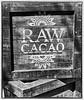 PRINT-MONO-INTERMEDIATE-SILVER-RAW CACAO BOXES-BARBARA KLIMCZAK