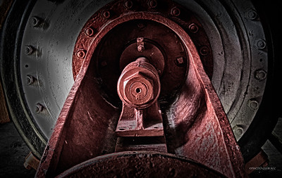 PRINT-CREATIVE-ADVANCED-GOLD-STEAM PUNK BOLT-BARBARA KLIMCZAK