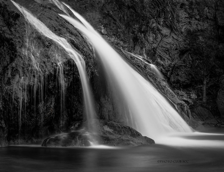 PRINT-MONO-ADVANCED-GOLD-TURNER FALLS-BRUNO GRAZIANO