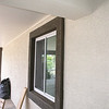 STUCCO PAINTED