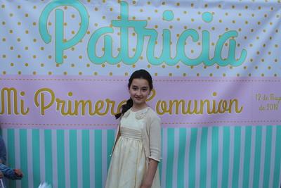 Comunión Patricia 12-05-2018