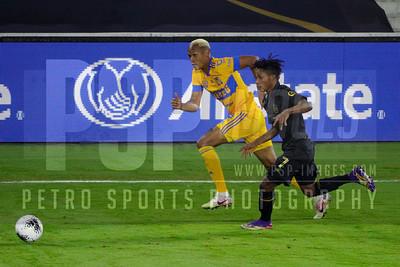 SOCCER: DEC 22 Concacaf Champions League Final - LAFC v Tigres