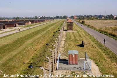 Men's quarantine camp BIIa, Birkenau, 2004 For orientation see hot map at  http://www.remember.org/camps/birkenau/index.html Just click on a red rectangle and it will take you to that spot.