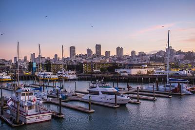 San Fran Pier