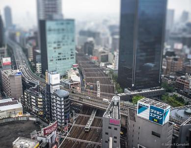 Miniature Osaka