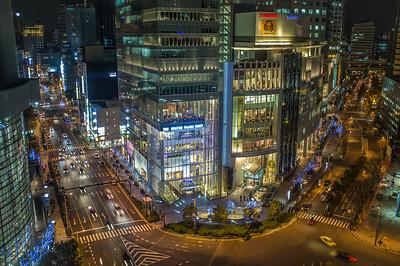 Hilton Plaza Osaka