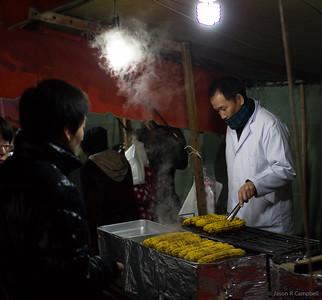 Nara Street Corn