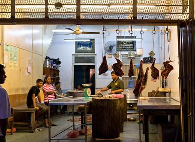 Penang Street Butcher