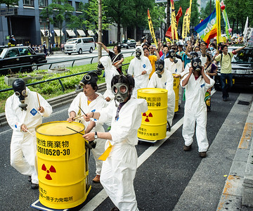 Antinuclear Protest