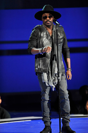BET AWARDS WAS HELD AT THE MICROSOFT CENTER ON SUNDAY JUNE 28, 2015 Photo by Valerie Goodloe