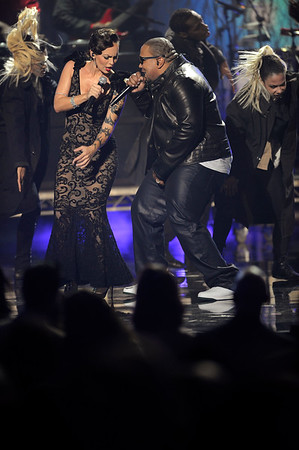 2009 American Music Awards held on Sunday November 22, 2009 at the Nokia Theatre l.A. Live. Show Tim,berland
