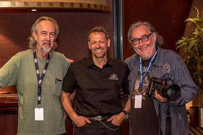 Philippe RAULT, Jacques Falda et Patrick Allenback