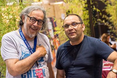 Patrick Allenback et Biréli LAGRENE