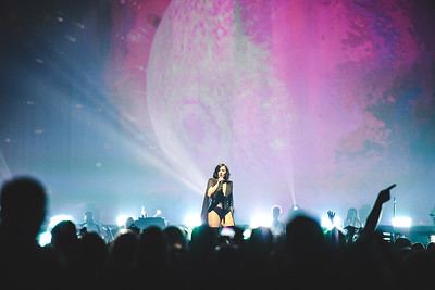 Honda Civic Tour; Future Now featuring Demi Lovato and Nick Jonas at the Cross Insurance Arena in Portland, Maine on 7/9/2016. (Photo by Michael McSweeney/Cross Insurance Arena)