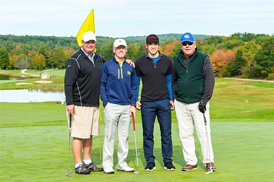 Portland Pirates 2nd Annual Charity Golf Tournament to benefit Camp Sunshine. Spring Meadows Golf Course in Gray, Maine on 10/5/2015. (Photo by Michael McSweeney/Portland Pirates).