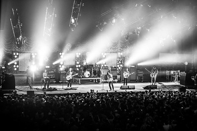 Spring Fling, featuring Cage the Elephant, Foals, Bear Hands, and Silversun Pickups at the Cross Insurance Arena in Portland, Maine on 3/31/2016. (Photo by Michael McSweeney/Cross Insurance Arena))