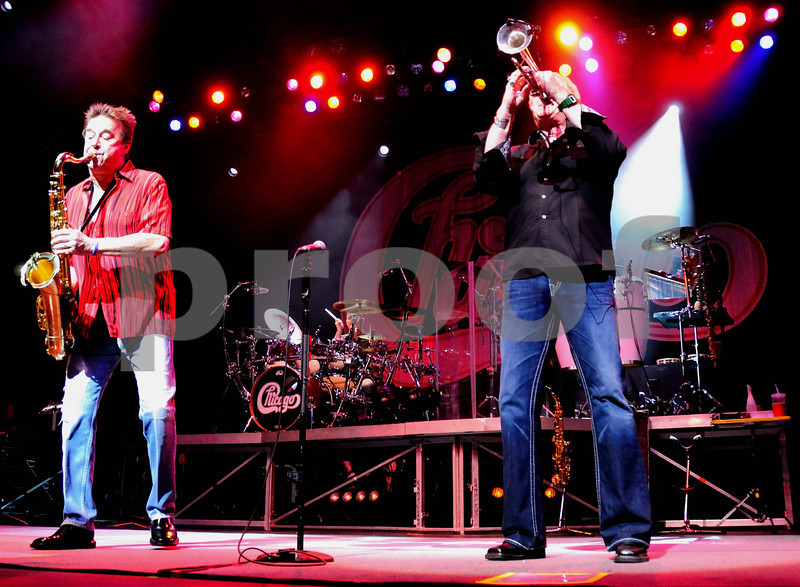 CHICAGO @ SUMMERFEST 7/1/2012