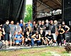 THE STAGE CREW AT COUNTRY THUNDER 2017 - THESE ARE THE MEN AND WOMEN THAT MAKE IT HAPPEN