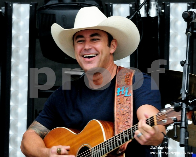 HARRY LUGE @ COUNTRY THUNDER 2018 DAY 2
