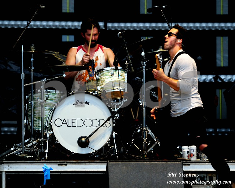 CALE DODDS @ COUNTRY THUNDER 2018 DAY 1