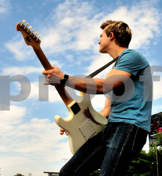 HUNTER HAYES  @ COUNTRY THUNDER 7/22/2012