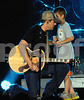 "RODNEY ATKINS AND SON -- Share a moment after performing the song "" watching you "" for the first time.....<br /> <br /> Do not duplicate without express written permission of Creator...."
