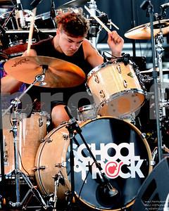 THE SCHOOL OF ROCK @ SUMMERFEST 2015