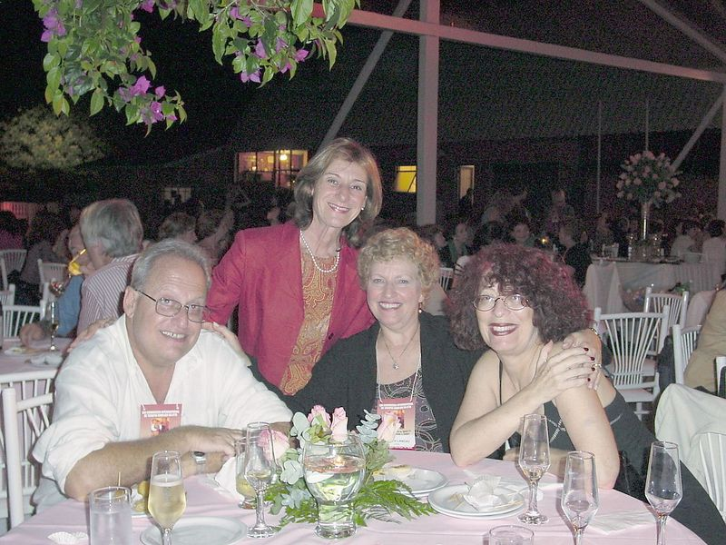 Pedro, Judith, Dorie, &