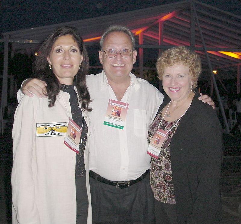 Cecile, Pedro & Judith