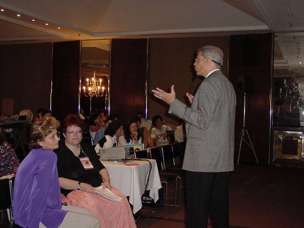 Fred Piercy - presentation