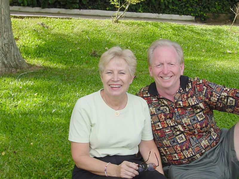 David and Karen Olson
