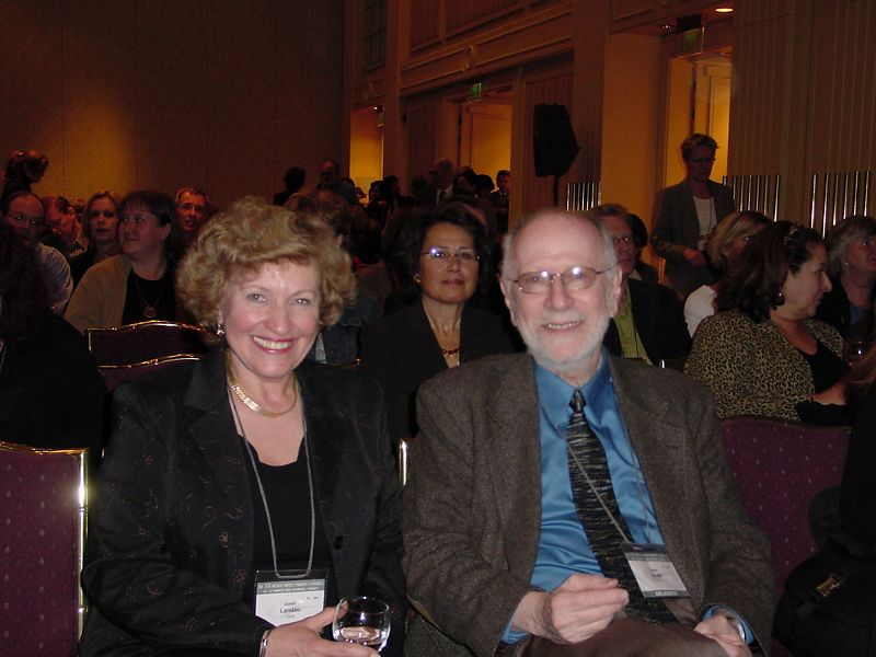 Audience - Judith Landau & C  Skuzki 1